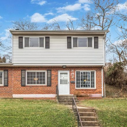 Rent this 3 bed house on 802 1st Street in Rockville, MD 20851