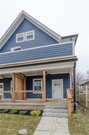 Rent this 2 bed house on 1507 South Alabama Street in Indianapolis, IN 46225