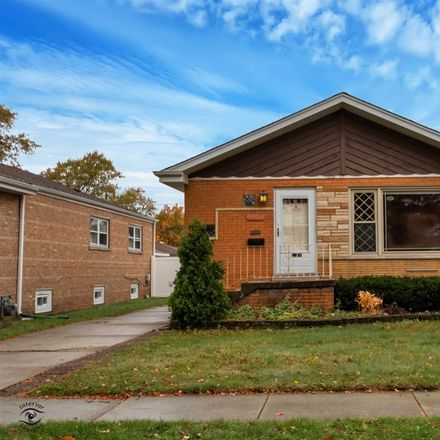 Rent this 3 bed house on 9116 S Ridgeway Ave in Evergreen Park, IL