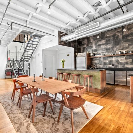 Rent this 2 bed loft on Rosa Mexicano in 41 Murray Street, New York