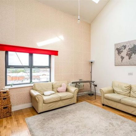 Rent this 2 bed apartment on Cheshire Lines Warehouse in John Street, Warrington WA2 7TE