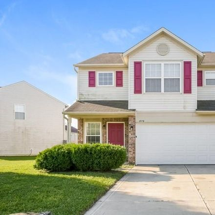 Rent this 4 bed house on Hornickel Dr in Indianapolis, IN