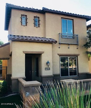 Rent this 3 bed townhouse on 743 West Village Parkway in Litchfield Park, AZ 85340