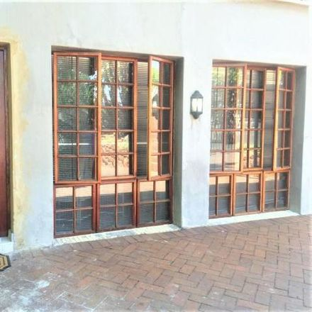 Rent this 1 bed apartment on Marico Road in Emmarentia, Johannesburg