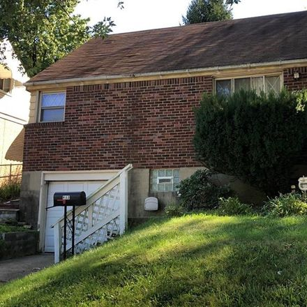 Rent this 3 bed house on 617 Beulah Road in Penn Hills, PA 15235