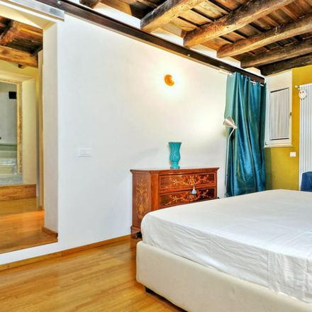 Rent this 1 bed apartment on Chiesa di San Tommaso in Parione in Via di Parione, 00186 Rome RM