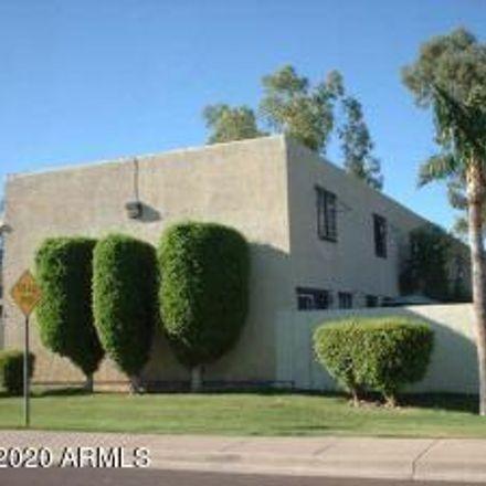 Rent this 2 bed townhouse on 2724 West McLellan Boulevard in Phoenix, AZ 85017
