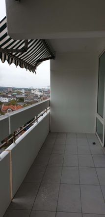 Rent this 3 bed apartment on Mathildenstraße 14-16 in 63065 Offenbach am Main, Germany