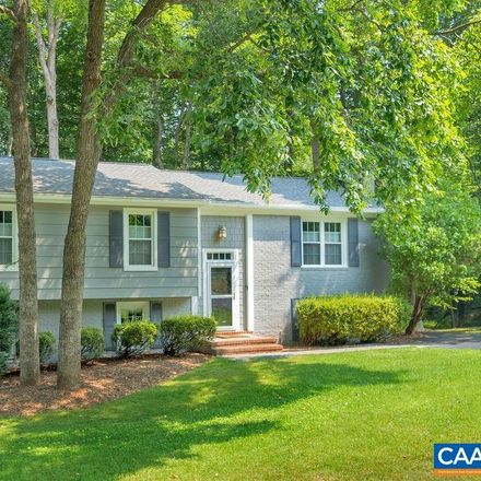 Rent this 4 bed house on Poes Ln in Charlottesville, VA