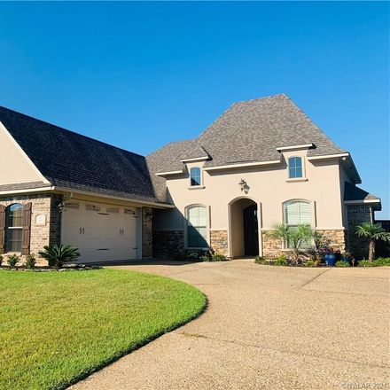 Rent this 3 bed house on 207 Arrowhead Drive in Bossier City, LA 71111