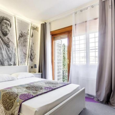 Rent this 5 bed room on Rocci/Girolami in Via Lorenzo Rocci, 00152 Rome RM