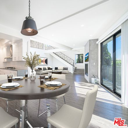 Rent this 3 bed loft on 8755 Shoreham Drive in West Hollywood, CA 90069