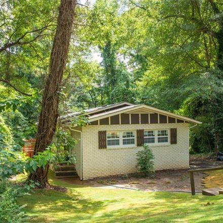 Rent this 2 bed duplex on Lanier St NW in Atlanta, GA