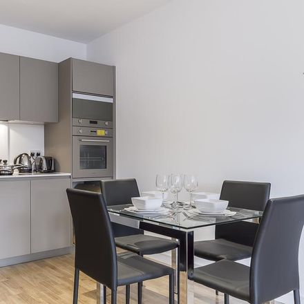 Rent this 1 bed apartment on Grimshaw Way in London RM1 3FA, United Kingdom