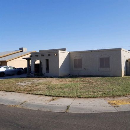 Rent this 3 bed house on 1765 West Camino Soledad in Yuma, AZ 85364
