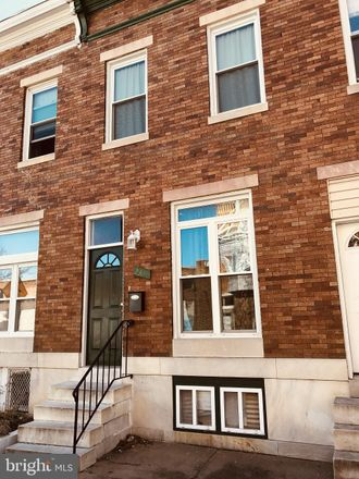 Rent this 3 bed townhouse on 2331 Guilford Avenue in Baltimore, MD 21218