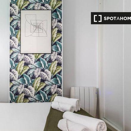 Rent this 1 bed apartment on Clemente Atienza in Calle de Argumosa, 20