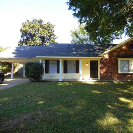 Rent this 3 bed house on 5150 Fernleaf Avenue in Memphis, TN 38134