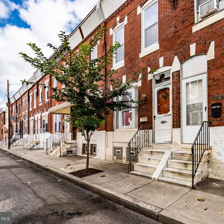 Rent this 2 bed townhouse on 2325 South Beulah Street in Philadelphia, PA 19148