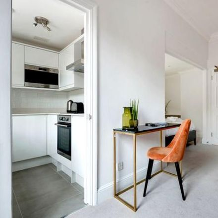 Rent this 1 bed apartment on Draker Lettings in Holbein Place, London SW1W 8NP
