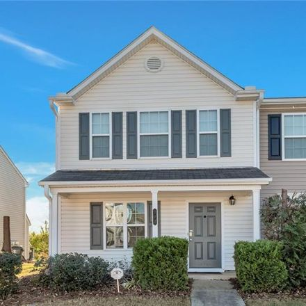 Rent this 3 bed townhouse on 712 Crestwell Circle in Atlanta, GA 30331