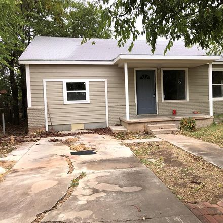 Rent this 3 bed apartment on 1026 Preusser Street in San Angelo, TX 76903