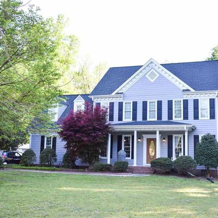 Rent this 4 bed house on 6756 Walnut Cove Dr in Raleigh, NC