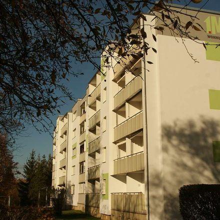 Rent this 2 bed apartment on Gustav-Mahler-Straße 1 in 06712 Zeitz, Germany