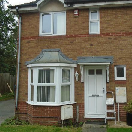 Rent this 2 bed house on Birmingham B9