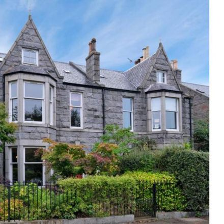 Rent this 5 bed house on Beaconsfield Place in Aberdeen AB15 4AA, United Kingdom