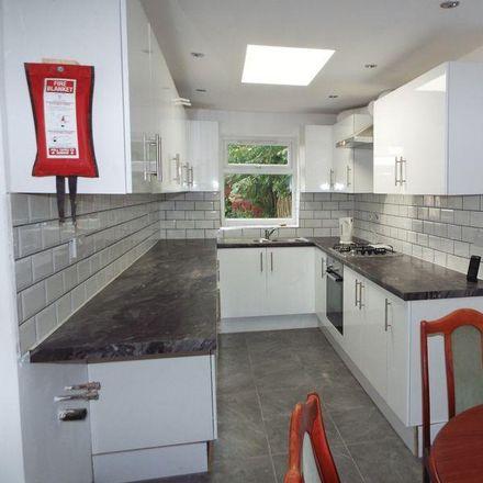 Rent this 7 bed house on 136 Raddlebarn Road in Birmingham B29, United Kingdom