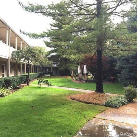 Rent this 2 bed condo on 475 South Adams Road in Birmingham, MI 48009