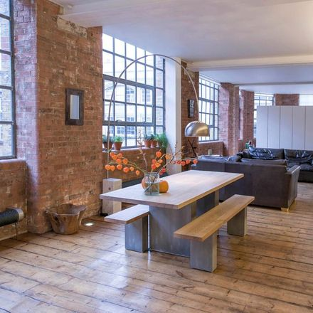 Rent this 1 bed apartment on The Factory in 1 Nile Street, London N1 7RF