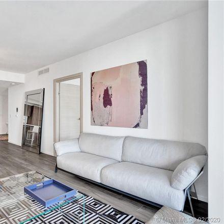 Rent this 2 bed condo on South Miami Avenue in Miami, FL 33131