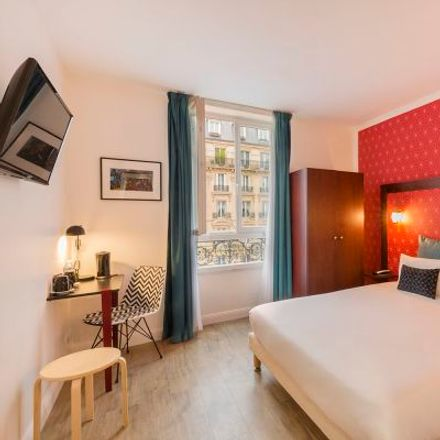 Rent this 2 bed apartment on 66 Boulevard Barbès in 75018 Paris, France