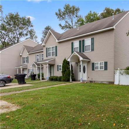 Rent this 4 bed townhouse on 486 Baker Road in Virginia Beach, VA 23462