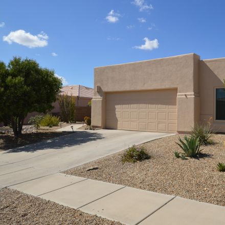 Rent this 4 bed house on 4783 West Pier Mountain Place in Marana, AZ 85658