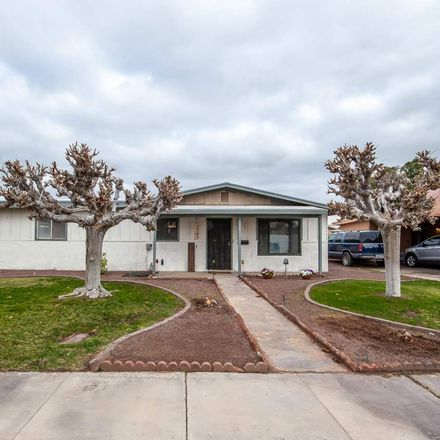Rent this 3 bed house on 2651 South Olivia Avenue in Yuma, AZ 85365