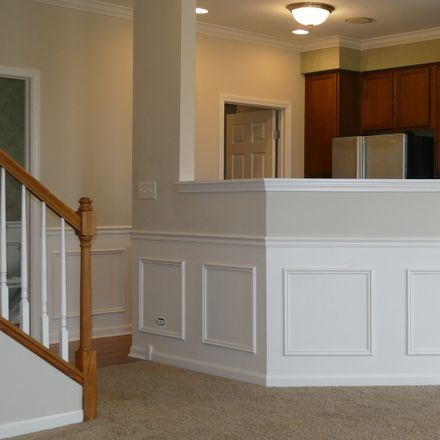 Rent this 3 bed townhouse on 1218 Da Vinci Drive in Hampshire, IL 60140
