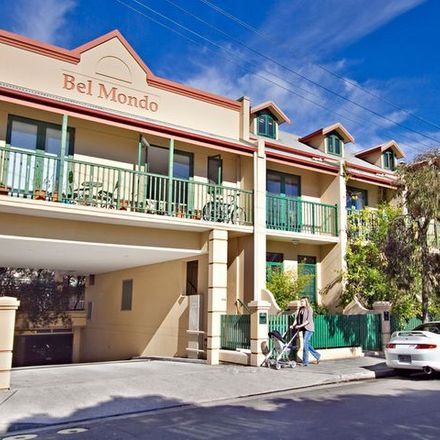 Rent this 1 bed apartment on 6/6-8 Jarrett Street