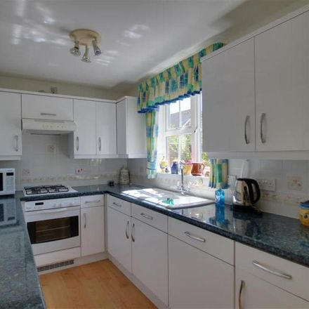 Rent this 4 bed house on Clarke Crescent in Ashford TN24 9SA, United Kingdom