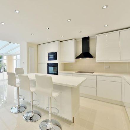 Rent this 5 bed house on 9-12 Marlborough Hill in London NW8 0NG, United Kingdom