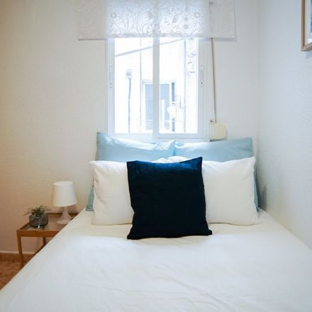 Rent this 1 bed apartment on Calle Francisco Campos in 28001 Madrid, Spain