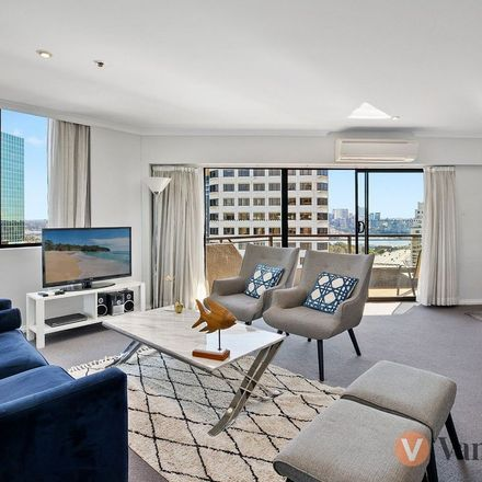 Rent this 3 bed apartment on The York in 5 York Street, Sydney NSW 2000