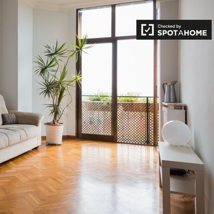 Rent this 2 bed apartment on Plaça de Can Baró in 08032 Barcelona, Spain