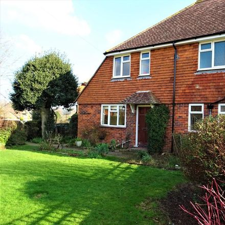 Rent this 3 bed house on Friars Close in Mid Sussex BN6 8PL, United Kingdom
