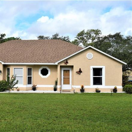 Rent this 4 bed house on 2307 Renton Lane in Spring Hill, FL 34609