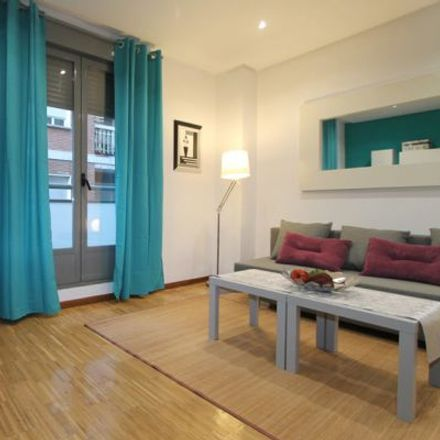 Rent this 2 bed apartment on Parquímetro in Calle de San Hermenegildo, 28001 Madrid