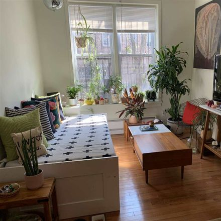 Rent this 1 bed apartment on Brunswick St in Jersey City, NJ