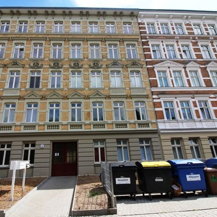 Rent this 1 bed apartment on Gnadauer Straße 3 in 39104 Magdeburg, Germany
